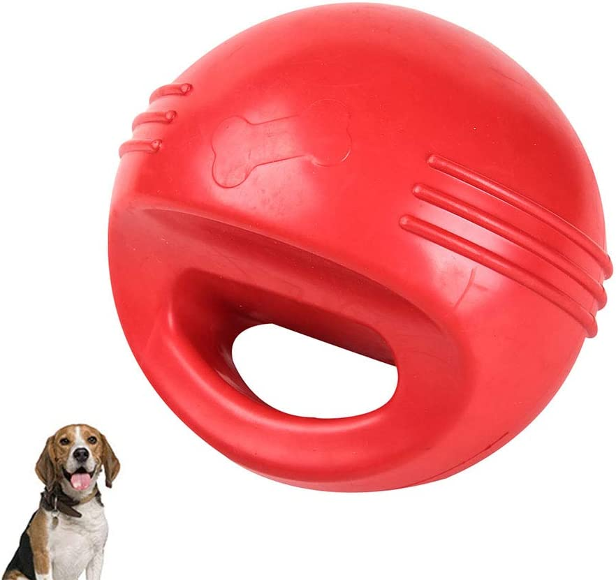 @W.H.Y Single-Handle Ball National uniform free shipping Pet Toy Molar To Red Tooth-Toothed Elegant Dog
