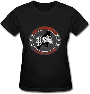 Dierks Bentley Logo Women's Cotton Short Sleeve T-Shirt