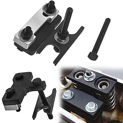 YANWEN Valve Spring Compressor Tool Fit 4.8 5.3 5.7 6.0 6.2 LS1 LS2 LS3 LS6 Compatible for LSX Camaro, Corvette, Trans am, GTO, G8, CTSV, GM Trucks