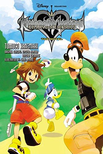 Kingdom Hearts: Chain Of Memories The Novel (Light Novel)