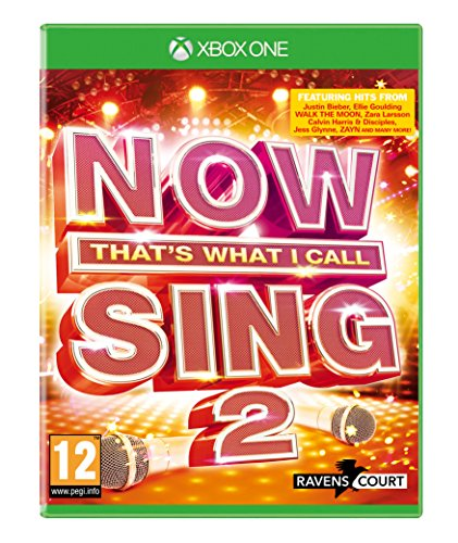 Now That's What I Call Sing 2 (Solus) (Xbox One) (New)