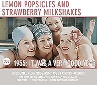 Lemon Popsicles & Strawberry M