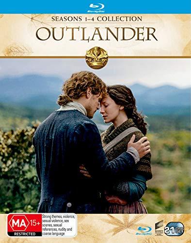 Outlander - Complete Series 1-4 - 21-Disc Box Set ( ) (Blu-Ray)