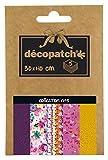 décopatch DP005O Tasca Decorativa, n. 5, Colori Assortiti, 13x9.5cm