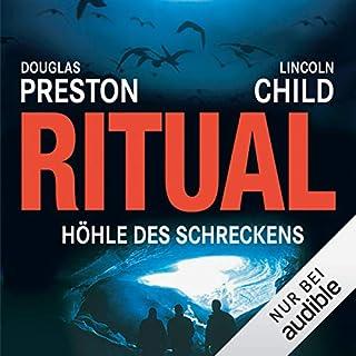 Ritual: Höhle des Schreckens                   Autor:                                                                                                                                 Douglas Preston,                                                                                        Lincoln Child                               Sprecher:                                                                                                                                 Thomas Piper                      Spieldauer: 7 Std. und 49 Min.     69 Bewertungen     Gesamt 3,9