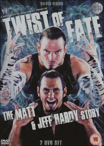 WWE - Twist Of Fate - The Matt And Jeff Hardy Story [2008] [UK Import]