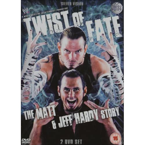 Wwe - Twist Of Fate - The Matt And Jeff Hardy Story [Edizione: Regno Unito] [Edizione: Regno Unito]