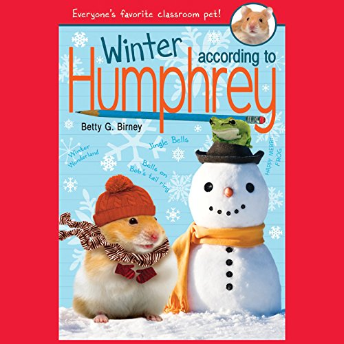 Winter According to Humphrey audiobook cover art