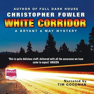 White Corridor cover art