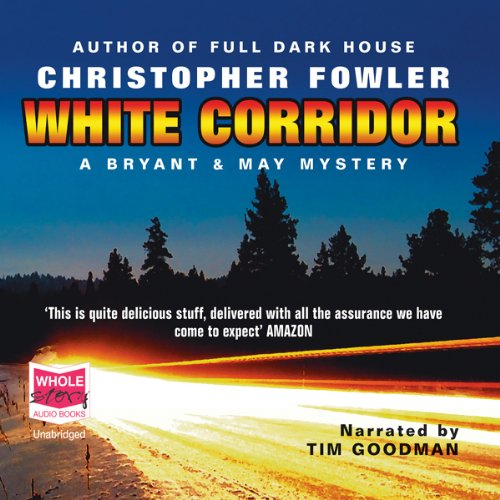 White Corridor audiobook cover art