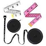 Best Body Tape Measures - Measuring Tape, Retractable Tape Measure for Body 4 Review