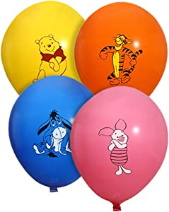 Winnie the Pooh and Friends 20 Count Party Balloon Pack - Large 12