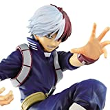 Banpresto. My Hero Academia - Shoto Todoroki Figure Colosseum Vol.3