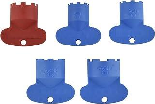 JQK Cache Faucet Aerator Key, Removal Wrench Tool for M16.5-TT, M18.5-TJ, M21.5-JR, M24-STD Cache aerators, 1 Set, HAK-5N