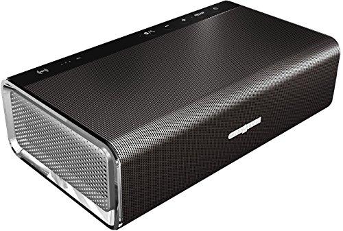 Creative Labs 51MF8170AA005 - Altavoz portátil con Bluetooth (NFC, 5 Conductores, subwoofer Integrado, Sound Blaster Roar), Negro