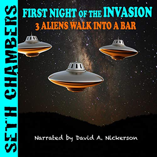 The First Night of the Invasion cover art
