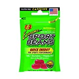 Jelly Belly Extreme Sport Beans, Caffeinated Jelly Beans, Watermelon Flavor, 24 Pack, 1-oz...
