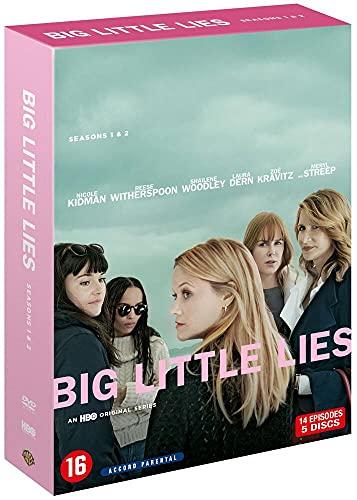 Big Little Lies - Saisons 1 & 2 [Francia] [DVD]