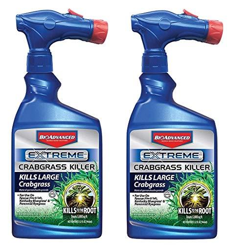 BioAdvanced 704119A Extreme Crabgrass Killer