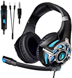 Best Sades Noise-cancelling Headphones - SADES Stereo Gaming Headset-Xbox One Headset Wired Gaming Review