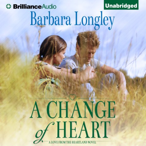 A Change of Heart audiobook cover art