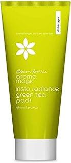 Aroma Magic Insta Radiance Green Tea Pack, 100g