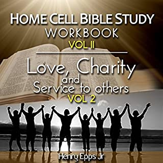 Home Cell Bible Study Workbook, Volume II audiobook cover art