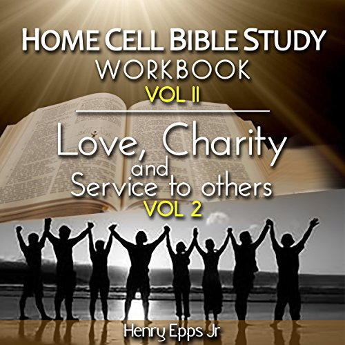 Home Cell Bible Study Workbook, Volume II