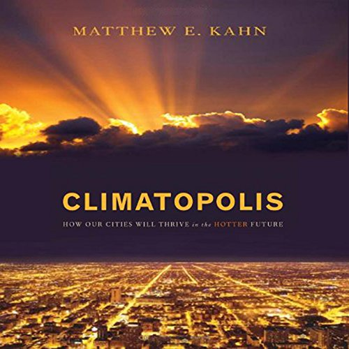 Climatopolis audiobook cover art