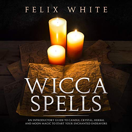 Wicca Spells cover art