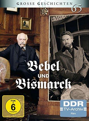 Bebel und Bismarck (Grosse Geschichten 65 - DDR-TV-Archiv) [2 DVDs] [Alemania]