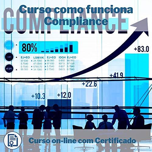 Curso Online em videoaula de como funciona Compliance com Certificado + 2 brindes