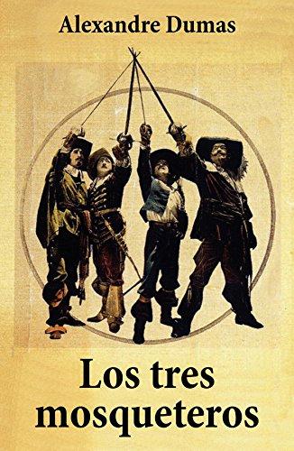Portada del libro Los tres mosqueteros de Alexandre Dumas