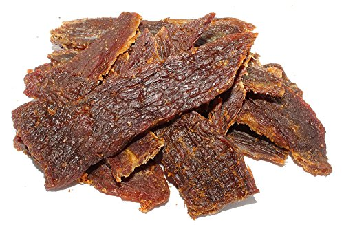 People's Choice Beef Jerky - Old Fashioned - Original - Sugar-Free, Carb-Free, Keto-Friendly - Tough & Dry Texture - 2.5 Ounce, 1 Bag (Pack of 3)