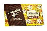 Hawaiian Host Island Macs Tiare Milk Chocolate Covered Macadamia Nuts 5 oz Boxes (1 Box)