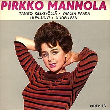 Pirkko Mannola 2