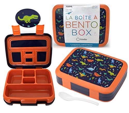 Dinosaur Bento Lunch Box