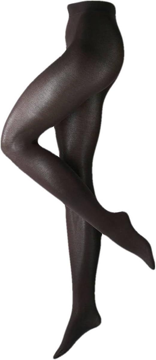 Falke Womens Cotton Touch Tights - Cigar Brown