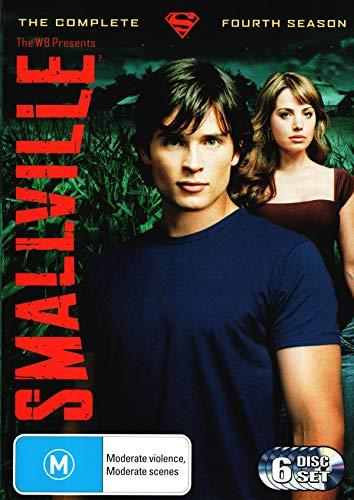 Photo of Smallville Season 4 [NON-UK Format / Region 4 Import – Australia]