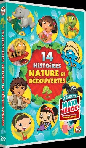 14 Histoires Nature et découvertes