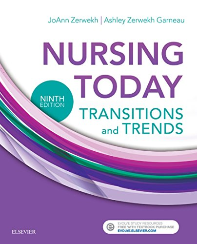 51XL7qneixL - Nursing Today - E-Book: Transition and Trends