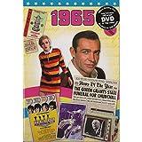 Regalo de cumpleaños de 1965, película de DVD de 1965 y tarjeta de felicitación de 1965.