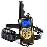 Dog Training Collar, 880 Yards Small Medium Large Pet Training Dog Collars
