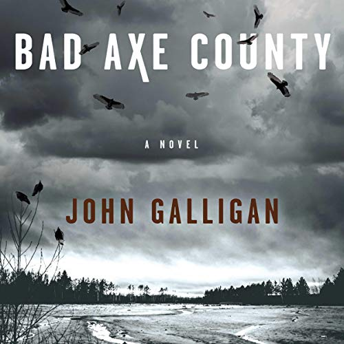 Bad Axe County audiobook cover art