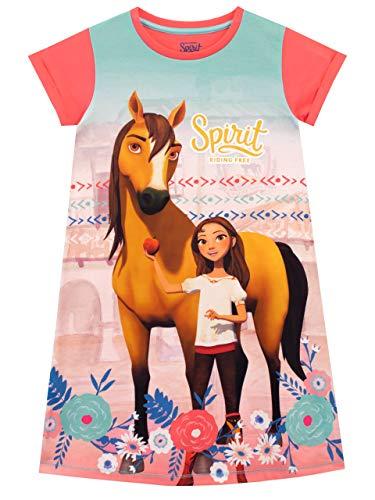DreamWorks Mädchen Nachthemden Spirit Riding Free Rosa 128