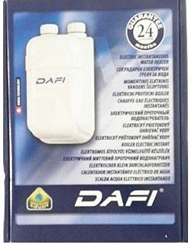 DAFI DAF55, 5500 W, 230 V, Weiß