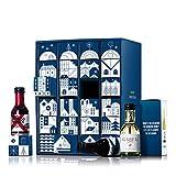 GEILE WEINE Wein Adventskalender (24 x 0,1) Bester Rotwein, Weißwein und Roséwein für die Adventszeit