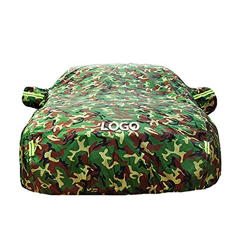 Car Cover Car Body Cover Car Cover Aston Martin V8 Vantage, 4 Layer Thicken Car Cover, Car Cover Dustproof Multifunctional Waterproof Sunscreen Compatible (Color: B, Size: 2016 4.7L Roadster)