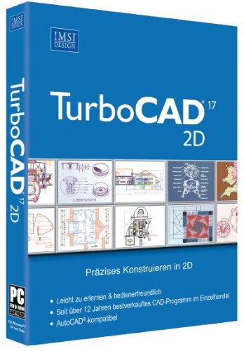 Turbo CAD V17 2D Designer [Edizione: Germania]