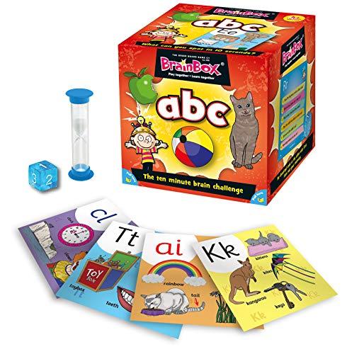 Brainbox Green Board Games - ABC (importado de Inglaterra)